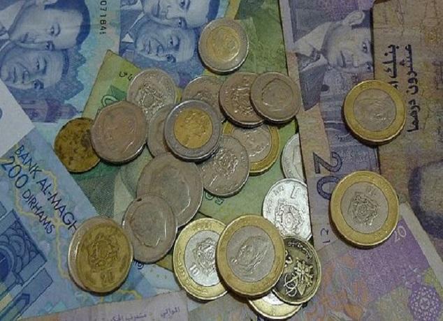 ارتفاع قيمة الدرهم ب1,03% مقابل الأورو وانخفاضها ب1,53% مقابل الدولار