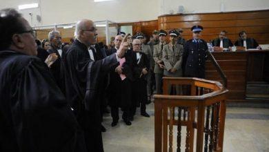 "Photo of ملاحظ فرنسي: قضية ""إكديم إزيك"".. المتهمون ودفاعهم يقومون بمناورات متعمدة لعرقلة السير العادي لأطوار المحاكمة"