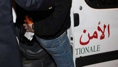 Photo of توقيف مشتبه به في قضية سرقة موصوفة واقتحام وكالة بنكية ببركان