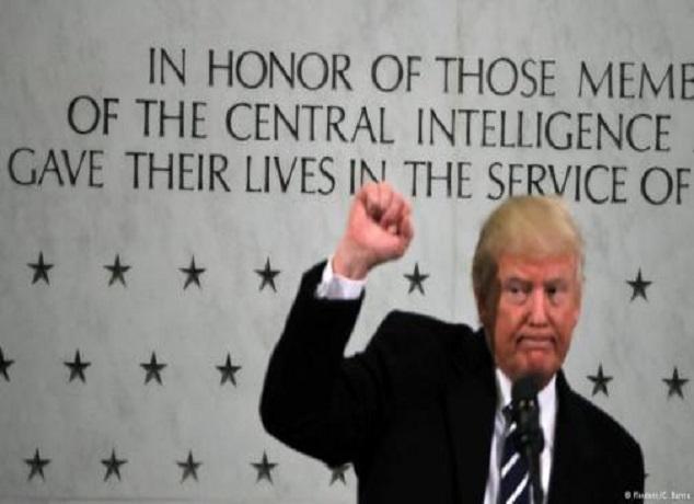 ترامب للمخابرات: علينا التخلص من الدولة الإسلامية