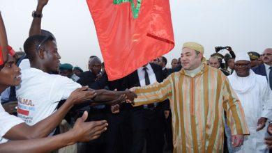 Photo of المغرب/افريقيا/فيديو : جولات مكوكية للملك محمد السادس تثمر سلسلة مشاريع تنموية مشتركة