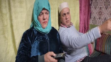 "Photo of فيديو الموت الضحك مع جمال ونور الدين ""المعفر تعفر بالشوية"""