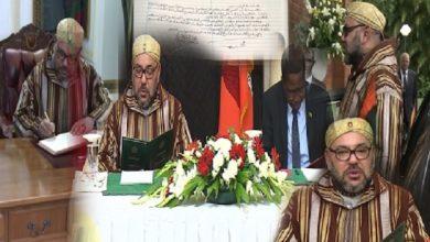 Photo of الملك محمد السادس يجري مباحثات مع الرئيس الزامبي ويوقعان على 19 اتفاقية تعاون و شراكة