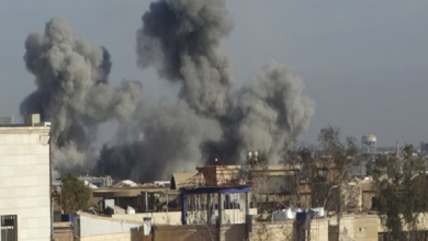 Photo of تبادل إطلاق نار بين أطراف متحاربة في سوريا قبل بدء محادثات سلام