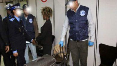 Photo of توقيف مواطنة كينية متلبسة بتهريب كمية من الكوكايين بمطار محمد الخامس