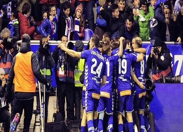 ديبورتيفو الافيس لاول مرة في نهائي كأس ملك اسبانيا