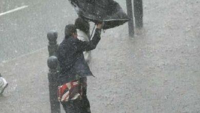 Photo of زخات مطرية قوية ورياح قوية وتساقطات ثلجية ما بين اليوم وغدا الأحد
