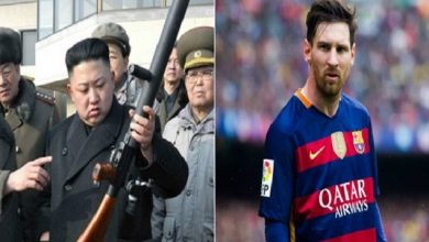 """Photo of زعيم كوريا الشمالية """"يتوعد"""" ميسي"""