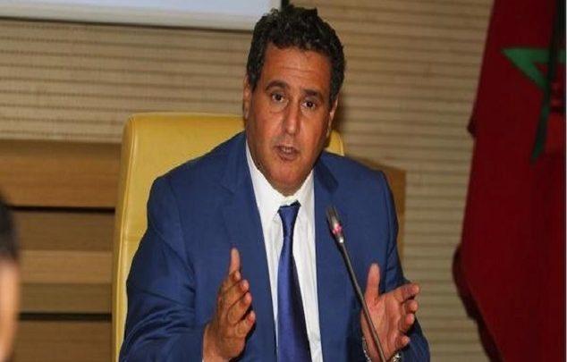 عزيز أخنوش : يتعين على الاتحاد الأوروبي توضيح موقفه ووضع حد للاختلافات بشأن الاتفاق الفلاحي مع المغرب
