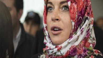 Photo of ليندسي لوهان تنفي اعتناقها الإسلام وتؤكد: صمت رمضان وقرأت القرآن