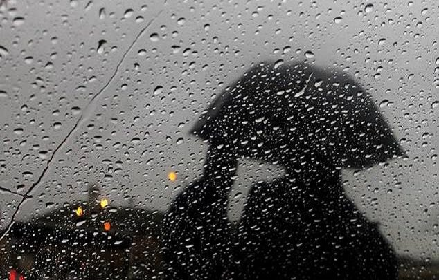 مقاييس التساقطات المطرية المسجلة بالمملكة خلال الـ 24 ساعة الماضية