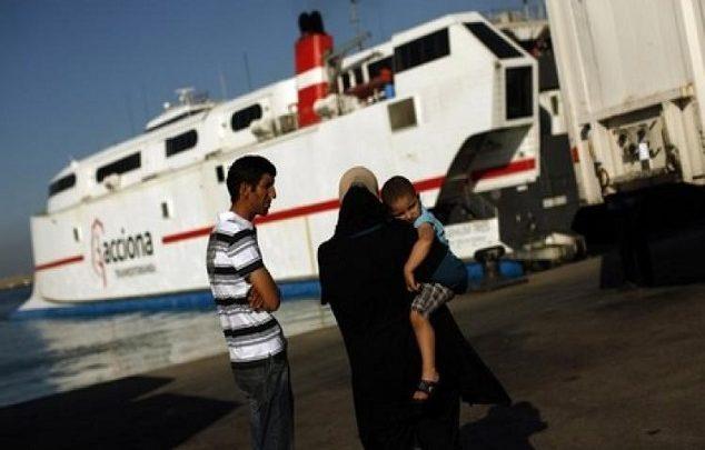 مهاجر مغربي على خمسة في فرنسا لم يتلق تعليما في حياته
