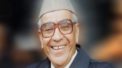 Photo of وفاة امحمد بوستة، الأمين العام الأسبق لحزب الاستقلال والوزير الأسبق