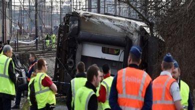 Photo of قتيل و20 مصابا في خروج قطار عن سكته في بلجيكا