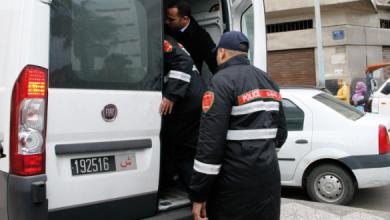 Photo of الرباط: مع الشرطة في حربها ضد الإجرام والمجرمين