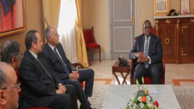 Photo of الرئيس السنغالي يستقبل بدكار وزير الخارجية والتعاون صلاح الدين مزوار