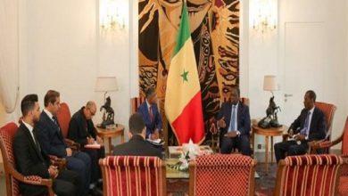Photo of الرئيس السنغالي يستقبل سفير المغرب ويبلغه تعازيه في وفاة الطالب مازن شكيري