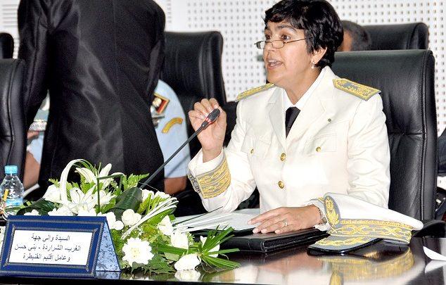 السيدة زينب العدوي من بين 5 سيدات سيتم تتويجهن بجائزة المرأة القيادية الأفريقية