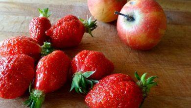 Photo of الفاكهة لـ تبييض الأسنان