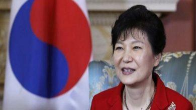 Photo of رئيسة كوريا الجنوبية المعزولة تغادر مجمع الرئاسة