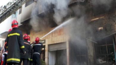 Photo of سلا.. مقتل عنصر من الوقاية المدنية في حريق مهول بمستودع للخشب
