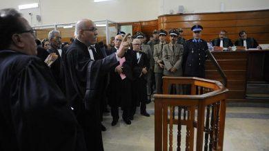 Photo of محكمة الاستئناف بسلا تواصل النظر في ملف المتهمين في أحداث مخيم أكديم إيزيك