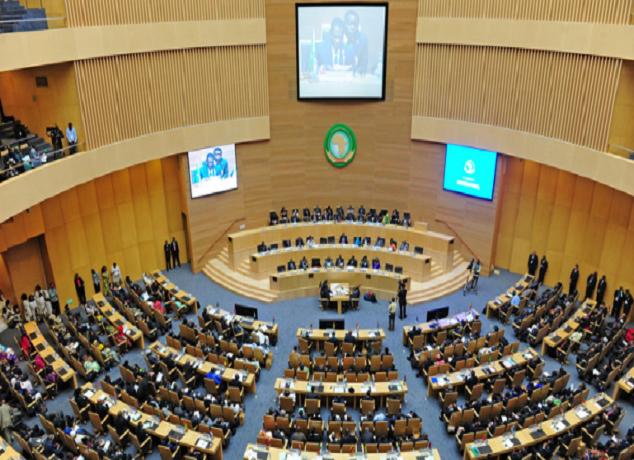 """الدار البيضاء .. مزوار يدعو إلى بناء صرح إفريقيا """"طموحة وبرغماتية"""""""