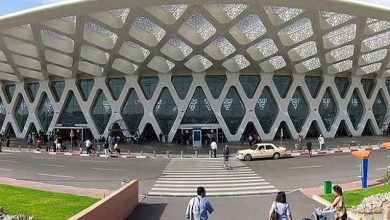 Photo of مطار مراكش المنارة ضمن أجمل 10 مطارات في العالم