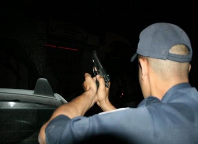 مفتش شرطة بفاس يضطر لاستخدام سلاحه لتوقيف شخص عرض حياة مواطنين للخطر