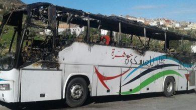 Photo of 65 جريح في شغب الحسيمة وإصابة 15 أمني