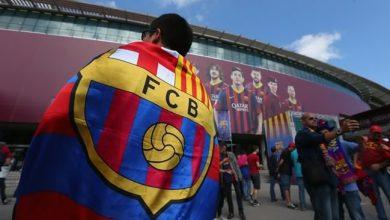 "Photo of نادي برشلونة يرفع شكوى رسمية ضد رئيس ملقة بسبب ""تغريدة نارية"""
