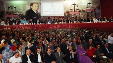 Photo of مهزلة: شغب وفوضى داخل مقر حزب الاستقلال