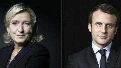 Photo of ماكرون ولوبان يتصدران نتائج الجولة الأولى للانتخابات الفرنسية