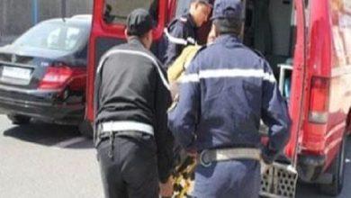 Photo of كلميم.. مصرع شخص وإصابة آخر في حادثة سير