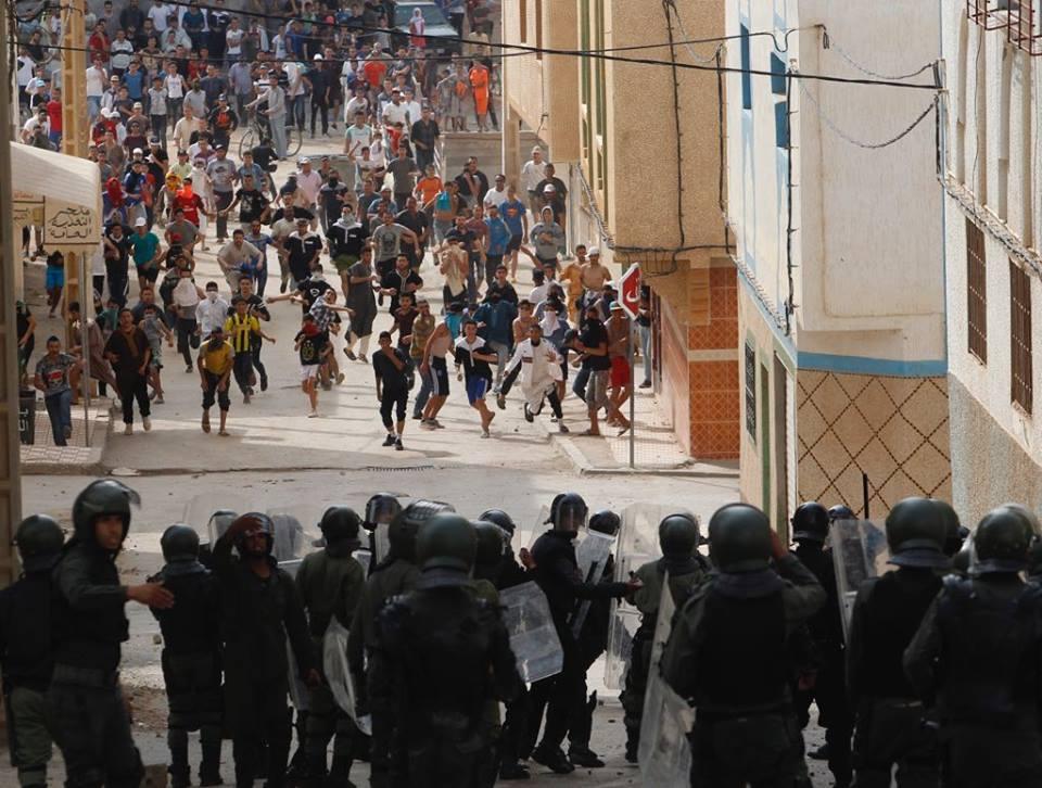 واقع تماسك المغرب سيبقى كابوسا يحطم أفئدة  الحالمين بالثورة