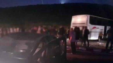 Photo of قتلى وجرحى في انقلاب حافلة للركاب بالمهدية