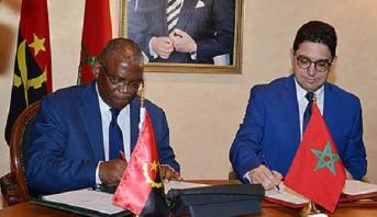 Photo of المغرب وأنغولا: اتفاقية لإلغاء التأشيرة على الجوازات الديبلوماسية وأخرى بالمشاورات السياسية