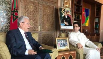 Photo of بوريطة يؤكد على تمسك المغرب بالاتحاد المغاربي كخيار استراتيجي