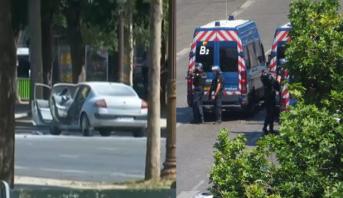 Photo of شرطة باريس تعتقل سائقا صدم شاحنة للدرك وتكشف أولى التفاصيل