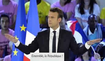 Photo of فرنسا: حزب الرئيس ماكرون يتصدر نتائج الانتخابات التشريعية