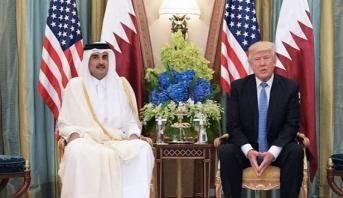 Photo of ترامب يعرض استضافة اجتماع في البيت الأبيض لحل الأزمة الخليجية