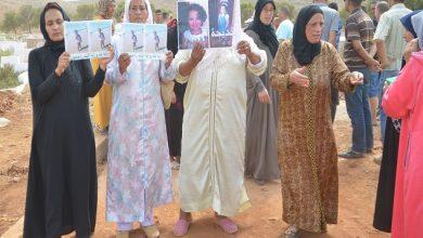 Photo of دفن ما تبقى من جثة خديجة في جنازة «مهربة» بصفرو