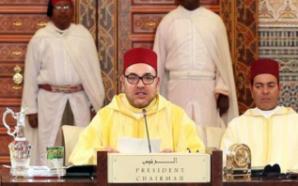 الملك محمد السادس يندد في رسالة إلى الأمين العام للأمم…