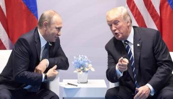 """Photo of ترامب """"يقبل"""" نفي بوتين تدخل موسكو في الانتخابات الأميركية"""
