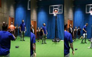 فيديو: مهارة ميسي في كرة السلة تثير انتباه عشاقه