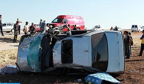 إصابة ثلاثة سياح أجانب بجروح في حادثة سير بأكادير