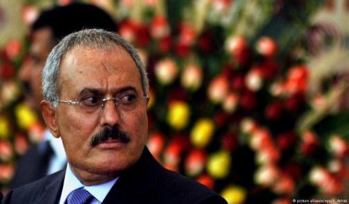 الحوثيون يتهمون الرئيس اليمني السابق علي عبد الله صالح