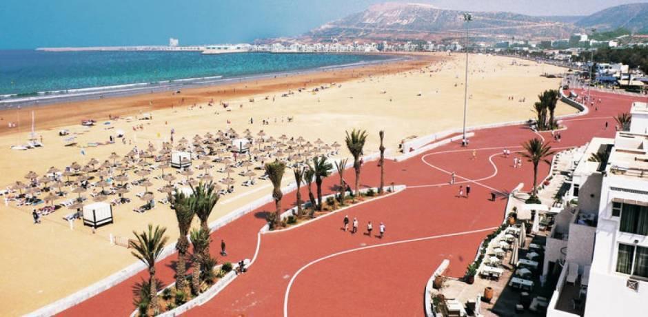 المغرب الثالث قاريا ضمن البلدان التي تجلب أكبر عدد من السياح الدوليين