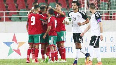 Photo of المنتخب الوطني المغربي يفوز على نظيره المصري ويتأهل للنهائيات