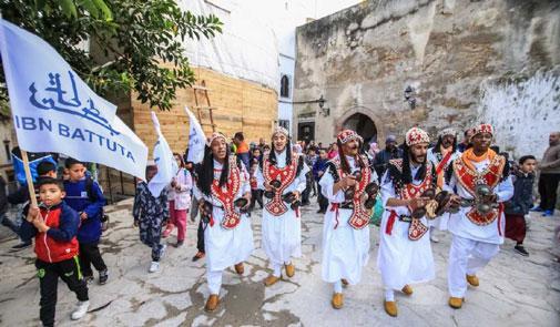 المهرجان الدولي لابن بطوطة في دورته الثانية يحتفي بالرحالة سفراء السلام